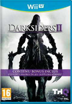 Jaquette de Darksiders II Wii U