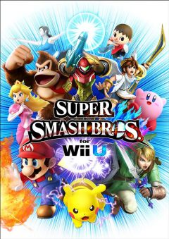 Jaquette de Super Smash Bros. (Wii U / 3DS) Wii U