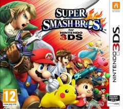 Super Smash Bros. (Wii U / 3DS) (Nintendo 3DS)