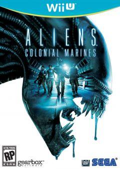 Jaquette de Aliens : Colonial Marines Wii U