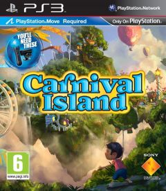 Jaquette de Carnival Island PlayStation 3