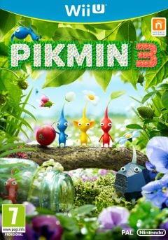 Jaquette de Pikmin 3 Wii U