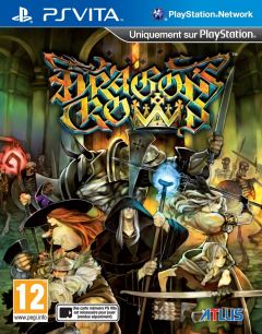 Jaquette de Dragon's Crown PS Vita