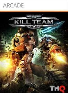 Jaquette de Warhammer 40.000 : Kill Team Xbox 360