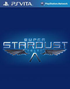 Jaquette de Super Stardust Delta PS Vita