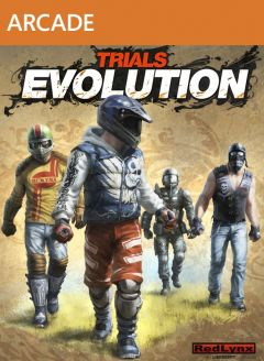 Jaquette de Trials Evolution Xbox 360