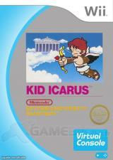 Jaquette de Kid Icarus Wii