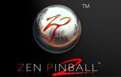 Jaquette de Zen Pinball 2 PS Vita