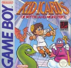 Jaquette de Kid Icarus Game Boy