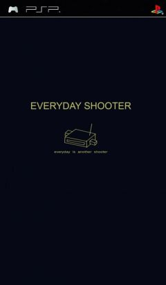 Jaquette de Riff : Everyday Shooter PSP