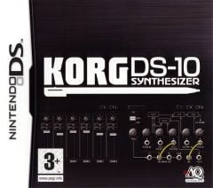 Jaquette de Korg DS - 10 Synthesizer DS