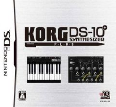 Jaquette de Korg DS - 10 Synthesizer Plus DS