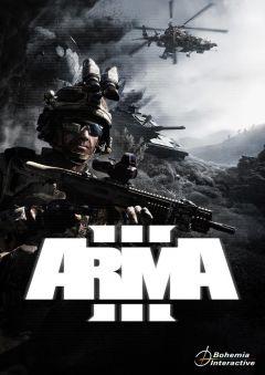 Jaquette de ArmA III PC
