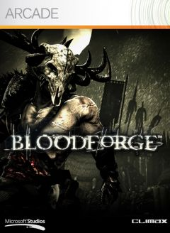 Jaquette de Bloodforge Xbox 360
