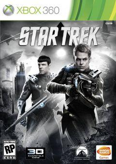Jaquette de Star Trek Xbox 360
