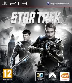 Jaquette de Star Trek PlayStation 3