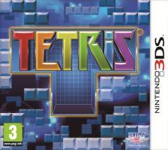 Jaquette de Tetris 3DS Nintendo 3DS