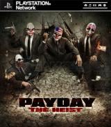 Jaquette de PayDay : The Heist PlayStation 3