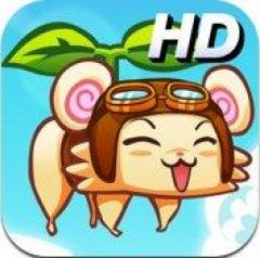 Jaquette de The Flying Hamster iPad