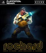 Jaquette de Rochard PlayStation 3