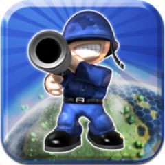 Jaquette de Great Little War Game iPad