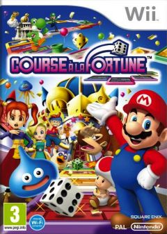 Jaquette de Course à la Fortune Wii