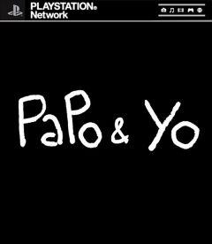 Jaquette de Papo & Yo Playstation 3