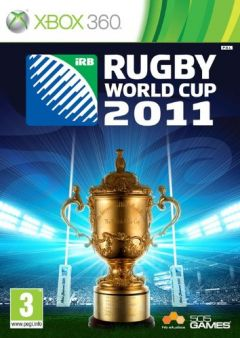 Jaquette de Rugby World Cup 2011 Xbox 360