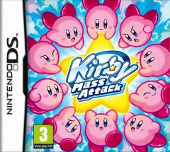 Jaquette de Kirby Mass Attack DS
