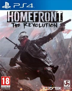 Jaquette de Homefront : The Revolution PS4