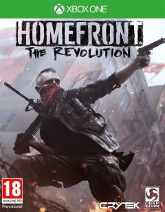 Jaquette de Homefront : The Revolution Xbox One