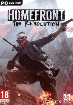 Jaquette de Homefront : The Revolution PC