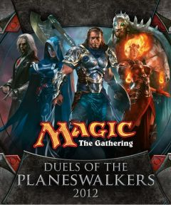 Jaquette de Magic : The Gathering - Duels of the Planeswalkers 2012 PC