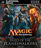 Jaquette de Magic : The Gathering - Duels of the Planeswalkers 2012 PlayStation 3