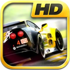 Jaquette de Real Racing 2 iPad