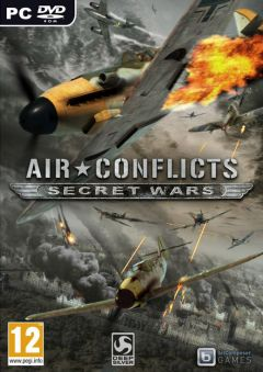 Jaquette de Air Conflicts Secret Wars PC