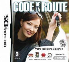 Jaquette de Code de la Route 2011 DS