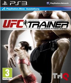 Jaquette de UFC Personal Trainer :The Ultimate Fitness System PlayStation 3