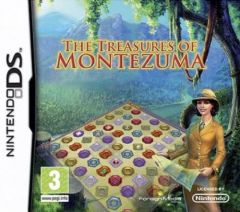 Jaquette de Treasures of Montezuma DS