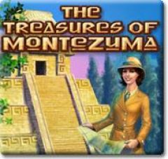 Jaquette de Treasures of Montezuma PC