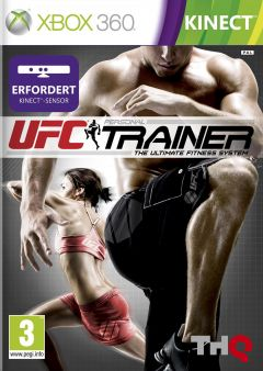 Jaquette de UFC Personal Trainer :The Ultimate Fitness System Xbox 360