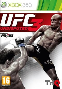 Jaquette de UFC Undisputed 3 Xbox 360