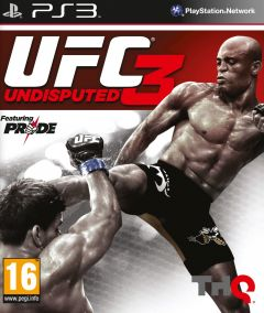 Jaquette de UFC Undisputed 3 PlayStation 3