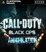 Jaquette de Call of Duty : Black Ops - Annihilation PlayStation 3