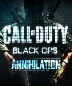 Jaquette de Call of Duty : Black Ops - Annihilation PC