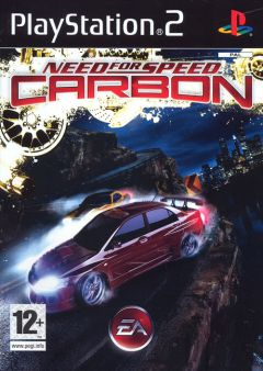 Jaquette de Need for Speed Carbon PlayStation 2
