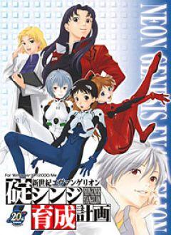 Jaquette de Neon Genesis Evangelion : Ikari Shinji Ikusei Keikaku PC