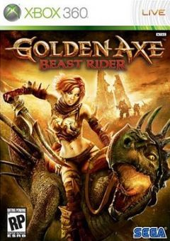 Jaquette de Golden Axe : Beast Rider Xbox 360