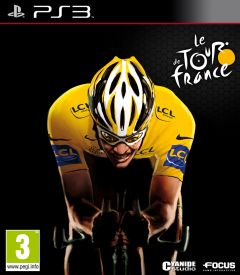Jaquette de Tour de France, le Jeu Officiel PlayStation 3