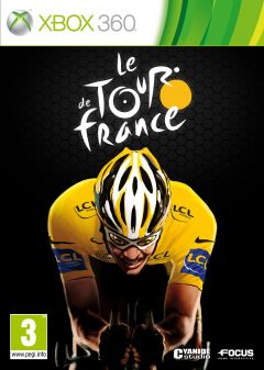 Jaquette de Tour de France, le Jeu Officiel Xbox 360